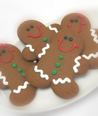 Gingerbread Boy Styled