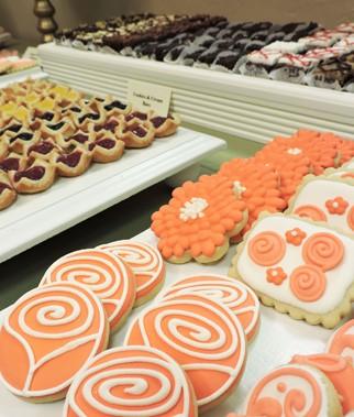 Dessert Bar Home Page