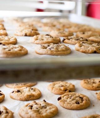 Drop Cookie Homepage