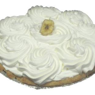 Banana Cream Pie   $13.50