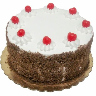 Black Forest Desert Cake