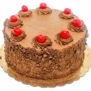 Cherry Cordial Dessert Cake