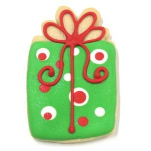 Christmas Present  Polka Dots
