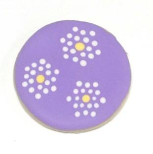 Circle  Dot Flowers