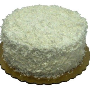 Coconut Cream Dessert Cake