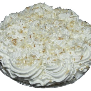 Coconut Cream Pie   $13.50