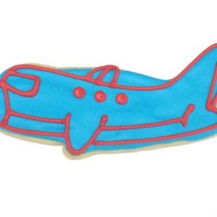 Cutesy Airplane