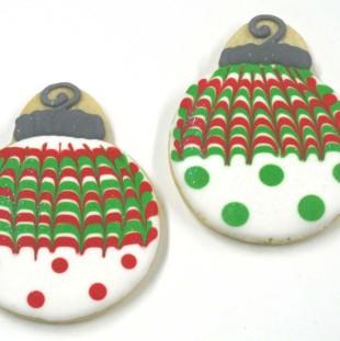 Fancy Christmas Ornaments