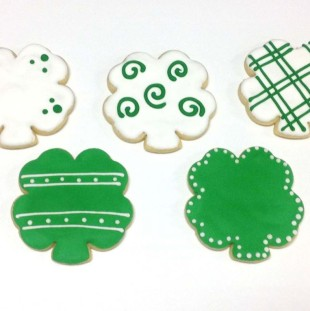 Fancy Shamrocks