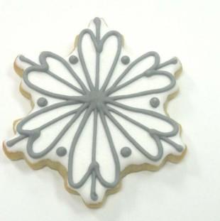 Fancy Snowflake