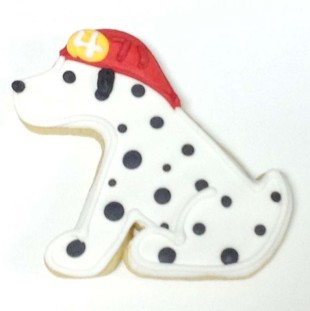 Firehouse Dalmation