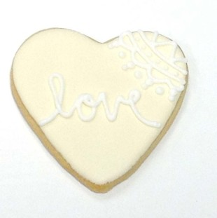 Lace Love Hearts