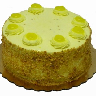 Lemon Delight Dessert Cake