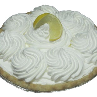 Lemon Cream Pie   $13.50