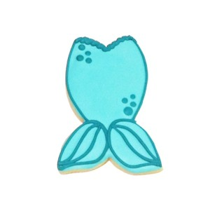 Mermaid Tail   Dots