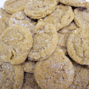 Mini Ginger Cookies