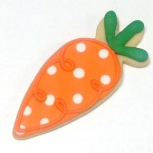 Polka Dot Carrot