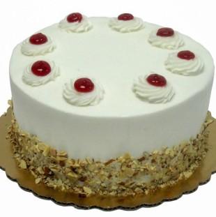 Raspberry Torte Dessert Cake