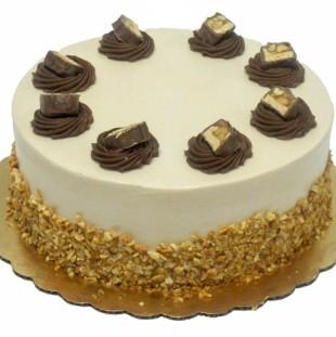 Snickers Dessert Cake