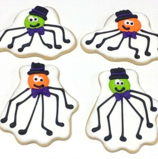 Spiders With Top Hat