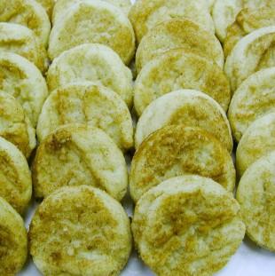 Mini Snickerdoodle Cookies