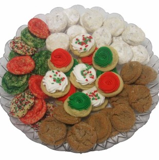 Deluxe Assorted Mini Cookie Tray