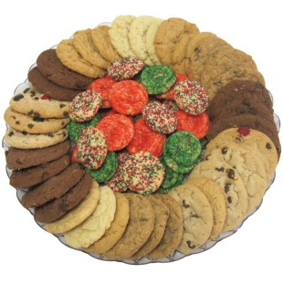 Drop Cookie And Mini Sprinkle Tray