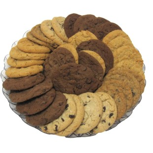 Assorted Drop Cookie Tray