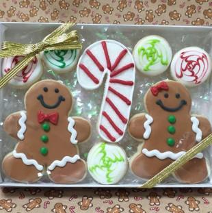 Gingerbread Boy & Girl