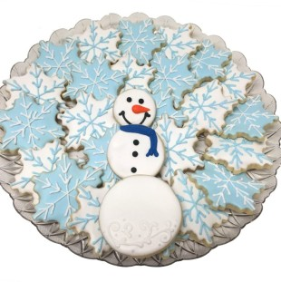 Let It Snow Tray
