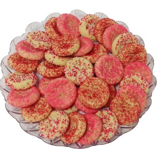 Valentine Mini Sprinkle Tray