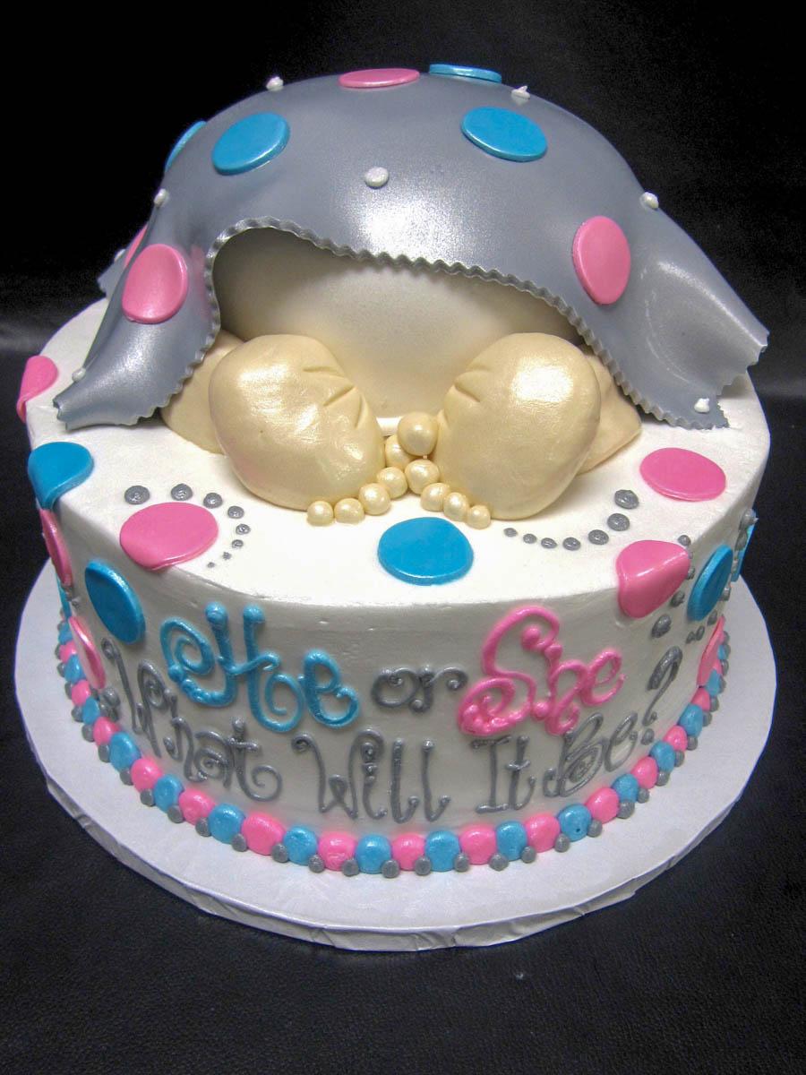Baby Shower Cakes Wichita Ks