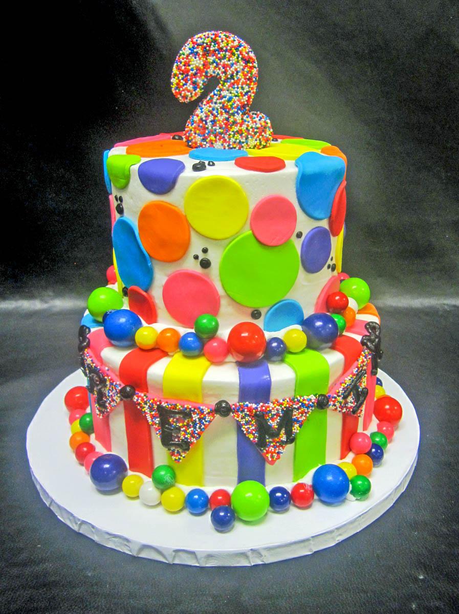 Child Cake Tiers Cheri S Bakery