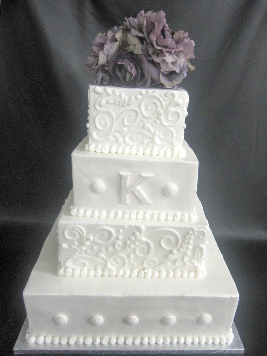 Wedding Cakes | Cheri\'s Bakery
