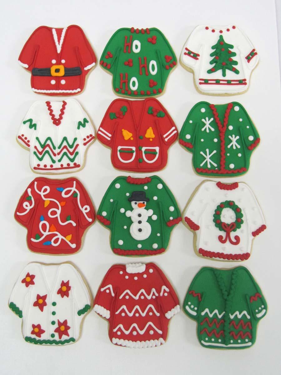 Christmas Cheri S Bakery