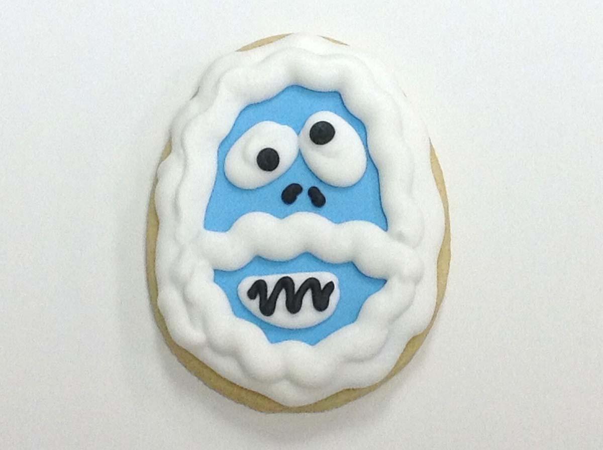 Abominable Snowman Cheri S Bakery