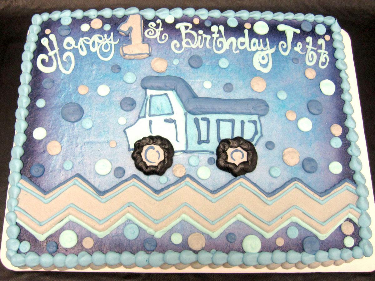Incredible 1St Birthday Cheris Bakery Birthday Cards Printable Trancafe Filternl