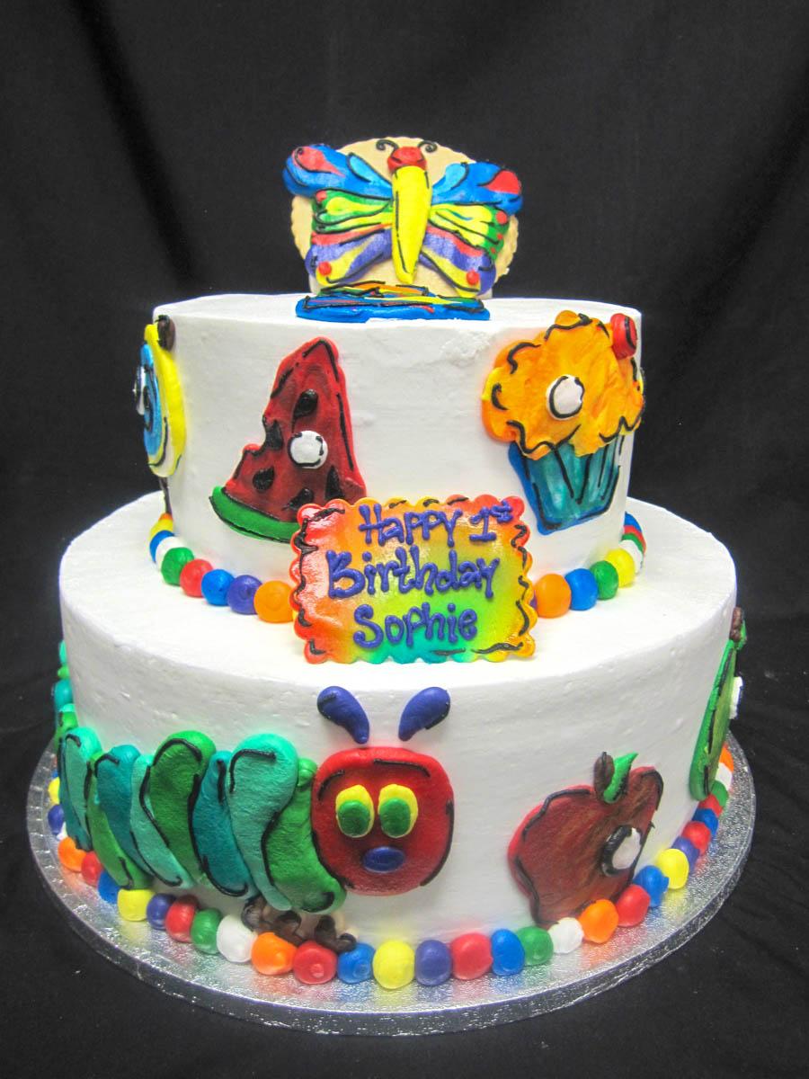 Child Cake Tiers Cheris Bakery