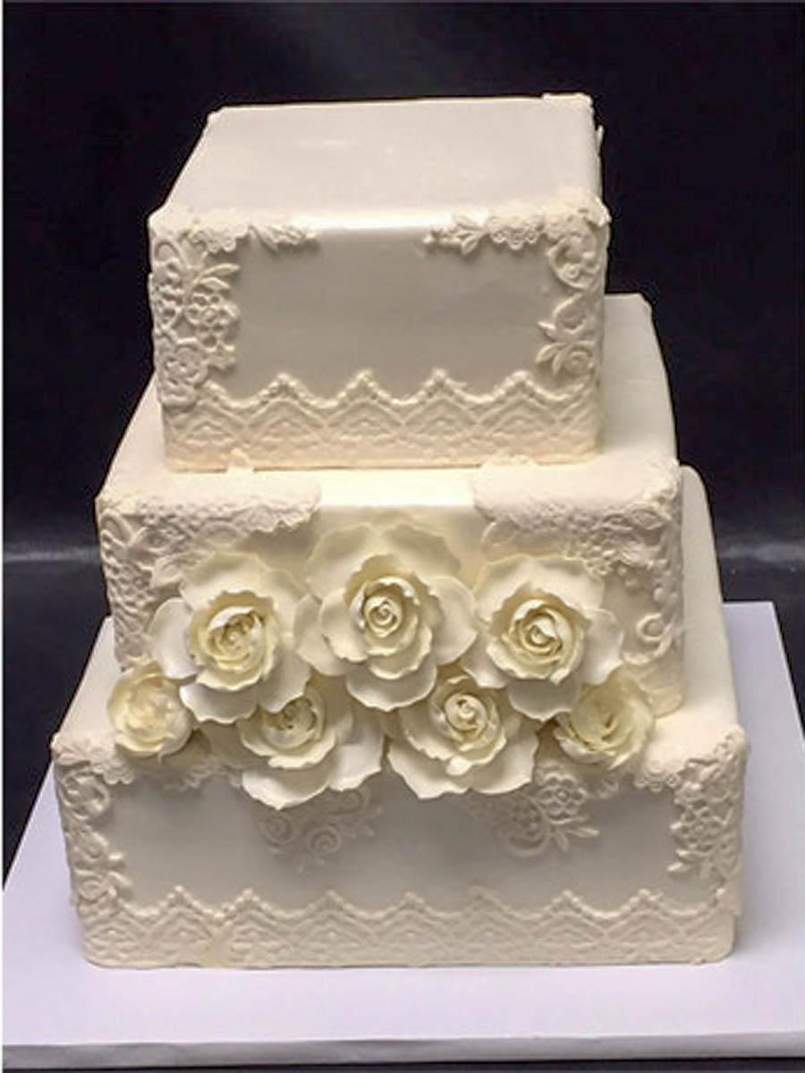 Wedding Cakes Cheri S Bakery